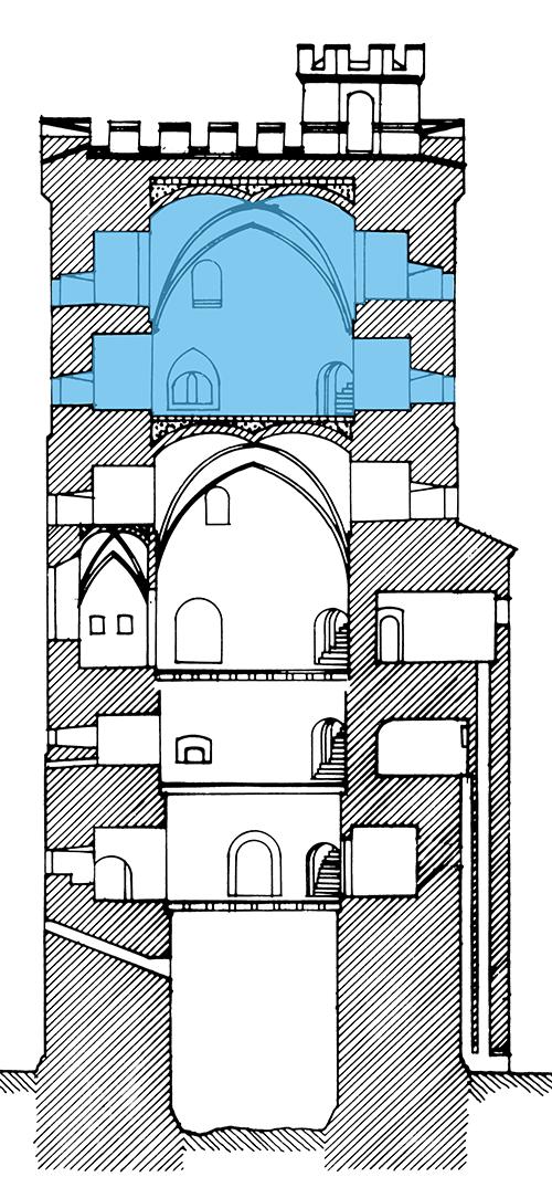 Fjärde våningen