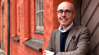 Hans Bergfast - ny chef för Helsingborgs museer